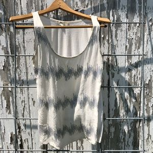 Threads for Thought sequin tank top